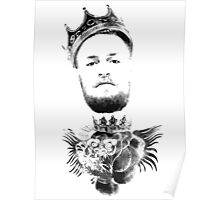 Conor Mcgregor The King Poster