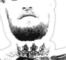 Conor Mcgregor The King Sticker