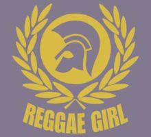 REGGAE GIRL Kids Tee