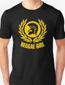 REGGAE GIRL Unisex T-Shirt