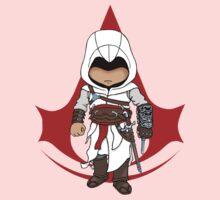 Altaïr Ibn-La'Ahad: Assassins Creed Chibi Kids Clothes