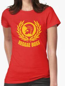REGGAE BOSS Womens Fitted T-Shirt