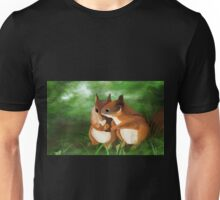 Into the undergrowth Unisex T-Shirt