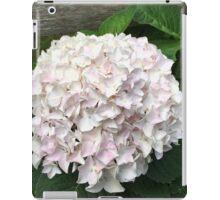 Cotton Ball Hydrangea iPad Case/Skin