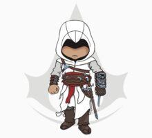 Assassins Creed Chibi Altaïr Ibn-La'Ahad  Kids Clothes