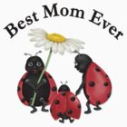 Ladybug Stroll  by SpiceTree