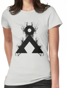 Do you see home? Womens Fitted T-Shirt