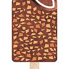 Chocolate Eclair Ice Cream by marmalademoon