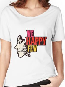 WE HAPPY FEW - LOGO Women's Relaxed Fit T-Shirt