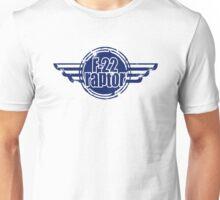 F-22 Raptor Unisex T-Shirt