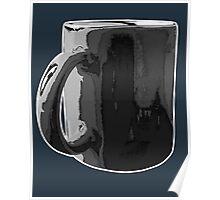 Coffee Mugged Poster