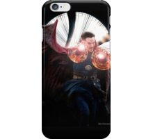 Doctor Strange edit no2 by lichtblickpink iPhone Case/Skin