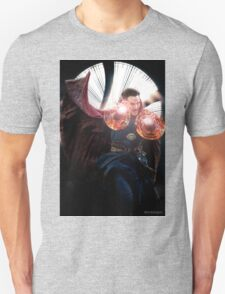 Doctor Strange edit no2 by lichtblickpink Unisex T-Shirt