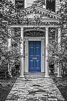 Blue door by PhotosByHealy