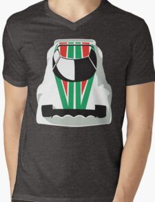Lancia Stratos rally Mens V-Neck T-Shirt