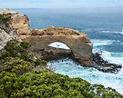 The Arch - GCR - Victoria Australia by Yukondick