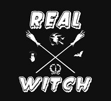 Real Witch Womens Fitted T-Shirt
