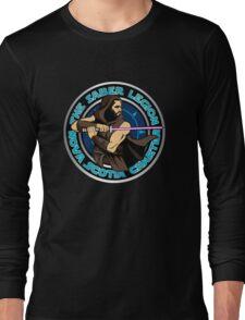 TSL Nova Scotia Charter Logo Long Sleeve T-Shirt