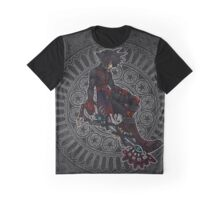 venitus of kingdom hearts graphic style Graphic T-Shirt