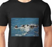 Pacific Ocean in Motion Unisex T-Shirt