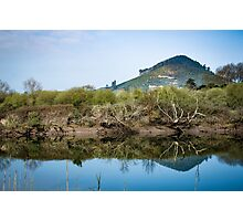 Idyllic landscape in Cantabria Photographic Print