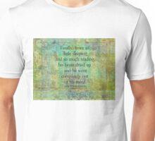 Don Quixote  quote Unisex T-Shirt