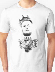 Connor Mcgregor The King Unisex T-Shirt