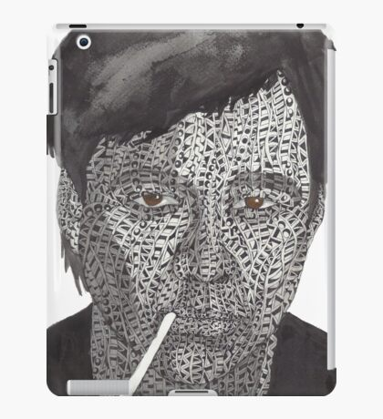 Bill Hicks  iPad Case/Skin