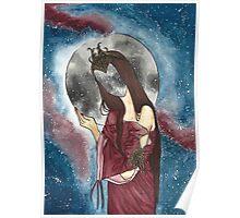 Moon Queen Poster