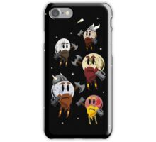 Dwarf Planets iPhone Case/Skin