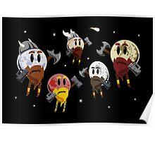 Dwarf Planets Poster