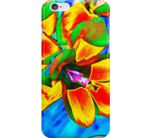Trendy Violets in Pastels Colors iPhone Case/Skin