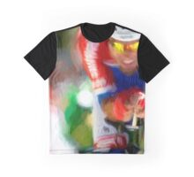 Cyclist Two Graphic T-Shirt