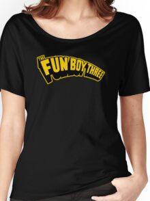 THE FUN BOY THREE Women's Relaxed Fit T-Shirt