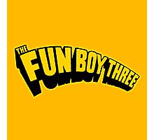 THE FUN BOY THREE Photographic Print