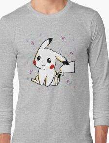 Pikachu Party! Long Sleeve T-Shirt