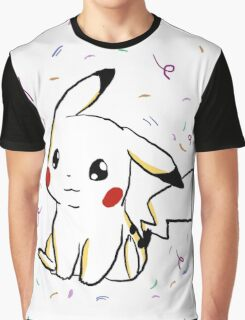 Pikachu Party! Graphic T-Shirt