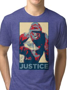Harambe: Justice Tri-blend T-Shirt