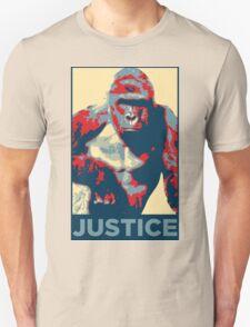 Harambe: Justice Unisex T-Shirt