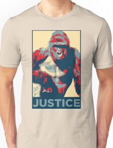 Harambe: Justice Unisex T-Shirt