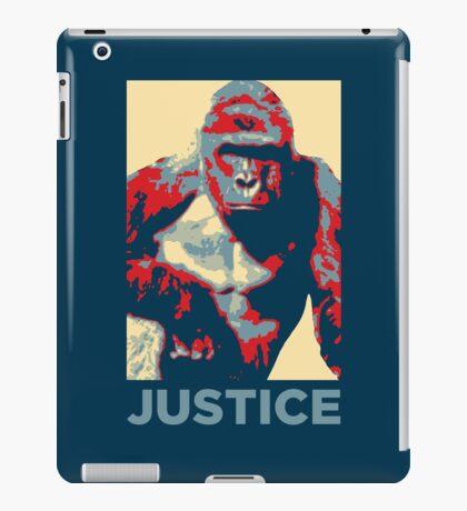Harambe: Justice iPad Case/Skin