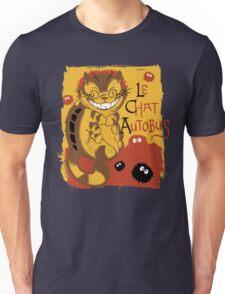 Le Chat Autobus - Catbus Unisex T-Shirt