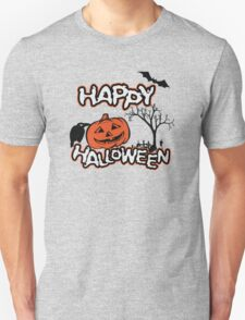 Happy Halloween Unisex T-Shirt