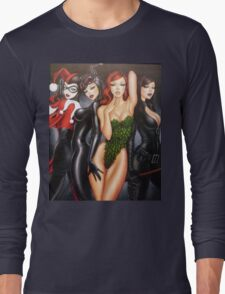 Harley Quinn suicide squad Long Sleeve T-Shirt