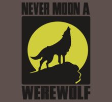 Never moon a werewolf by nektarinchen