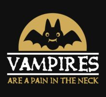 Vampires are a pain in the neck by nektarinchen