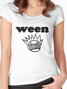 Ween Boognish Women's Fitted Scoop T-Shirt