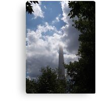 Gateway to the Sky Canvas Print