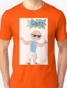 Tommy Pickles (The Rugrats) Fitness Gainz Unisex T-Shirt