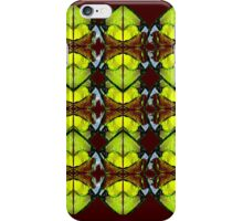 Bugs and Leaves  iPhone Case/Skin